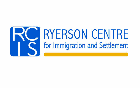 Logo: Ryerson Centre for Immigration and Settlement