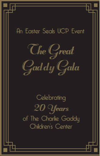 Gaddy Gala Invite