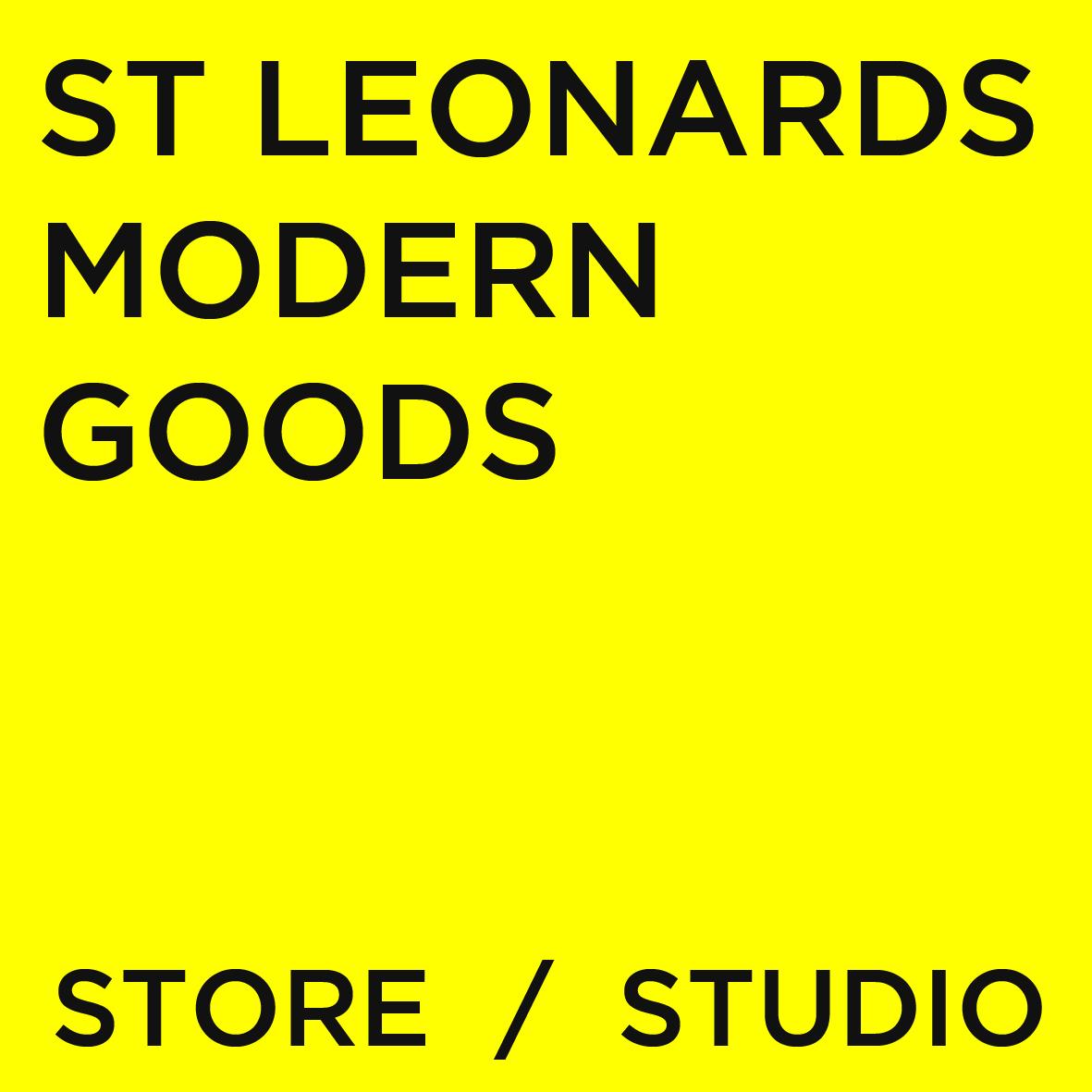 Modern Goods branding image