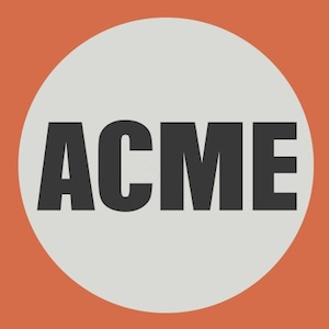 logo for ACME Studio Williamsburg