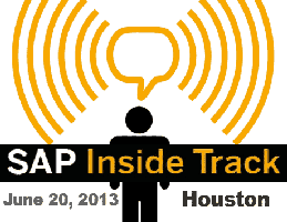 SAP Inside Track Houston - Focus on Enterprise Architects