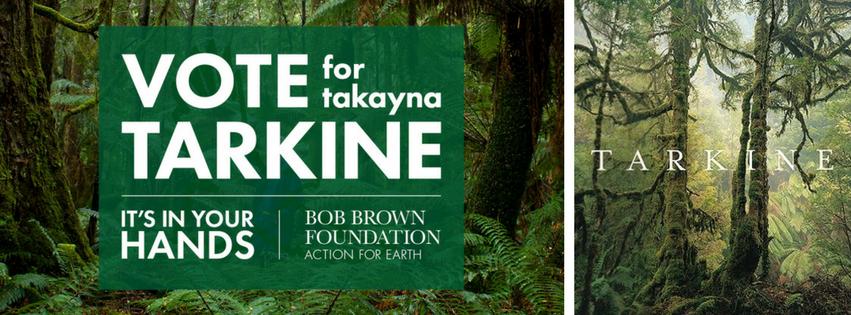 Virtual Tarkine tasmania The Bob Brown Foundation at Real World Vr & Transitions Film Festival