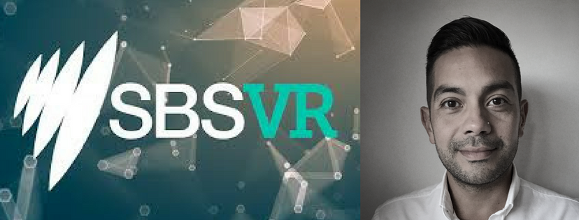 John-Paul Marin - SBS VR Real World VR