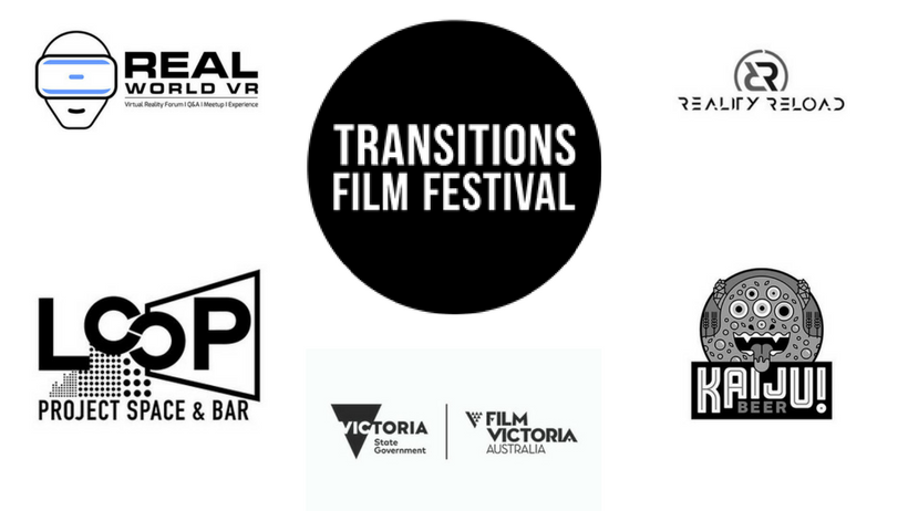 Real World VR Transitions Film Festival Film Victoria