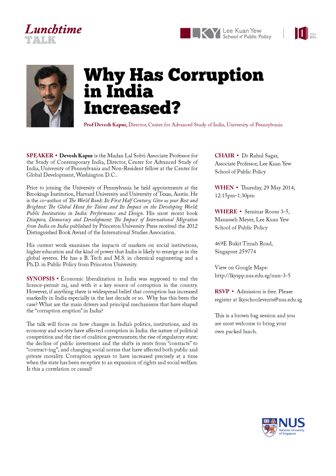 why there is corruption in india Corruption in the natural resources sector in india is pervasive there is a widespread problem with the illegal mining of sand in india with the bribery of local.