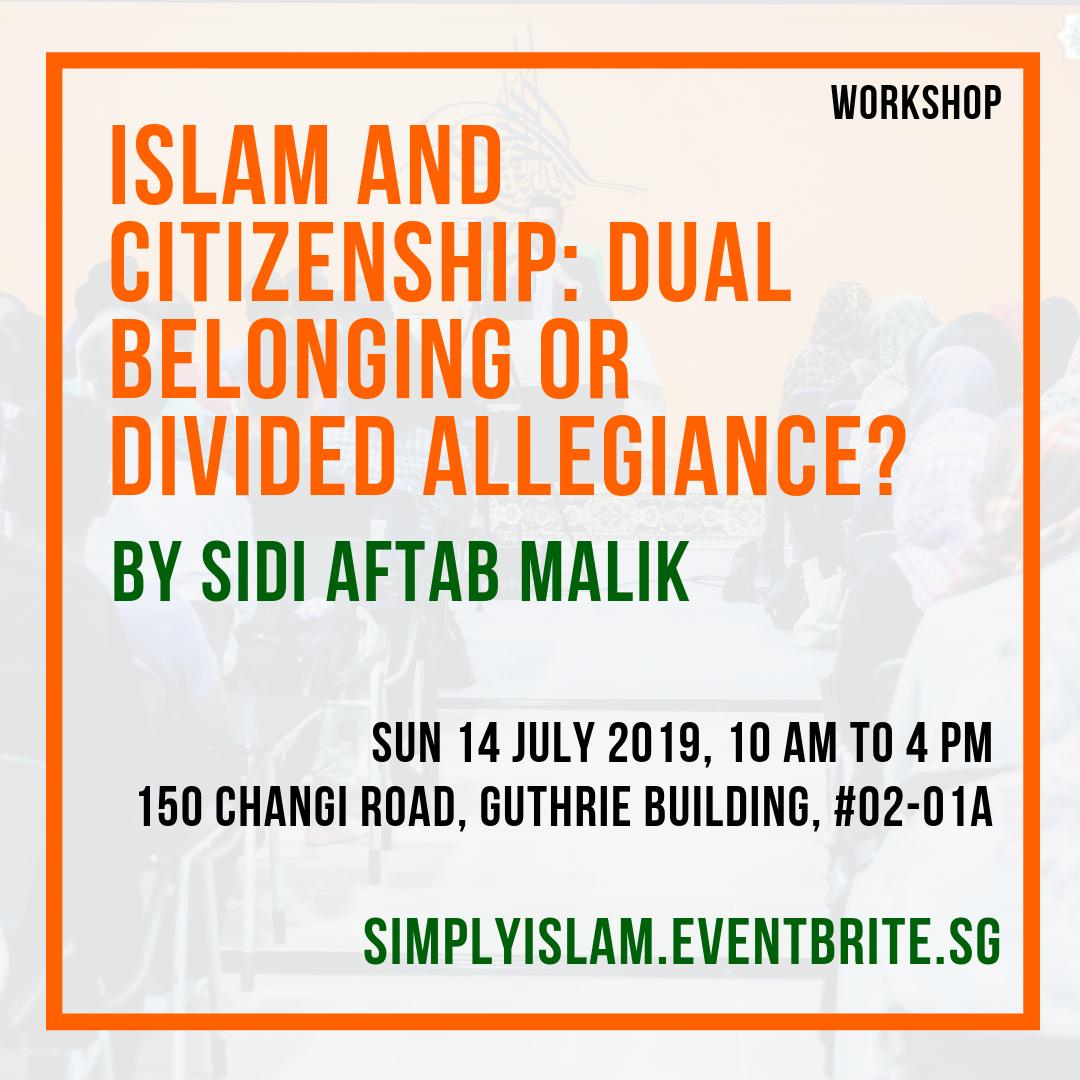 Aftab Malik: Singapore Tour 2019 - 10 JUL 2019