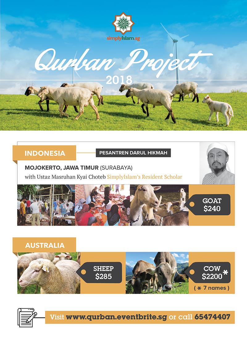 Qurban Banner 2018