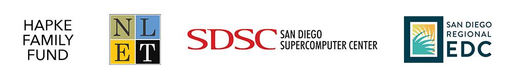 Raj Chetty event sponsors: Hapke Family Fund, NLET, San Diego Supercomputer Center, San Diego Regional EDC
