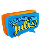 Hablando con Julis