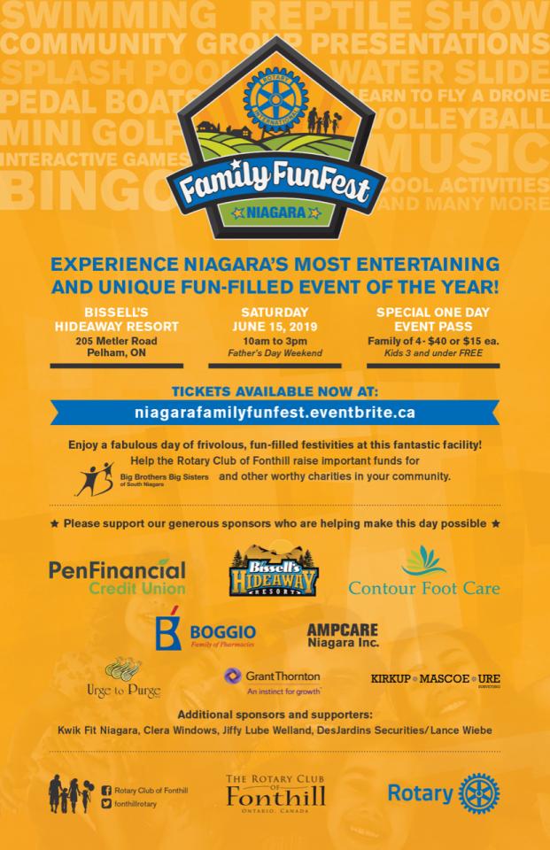 Family FunFest poster