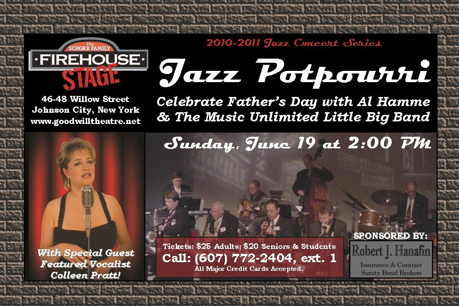 Father's Day Jazz Concert