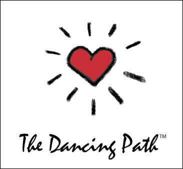 The Dancing Path Logo
