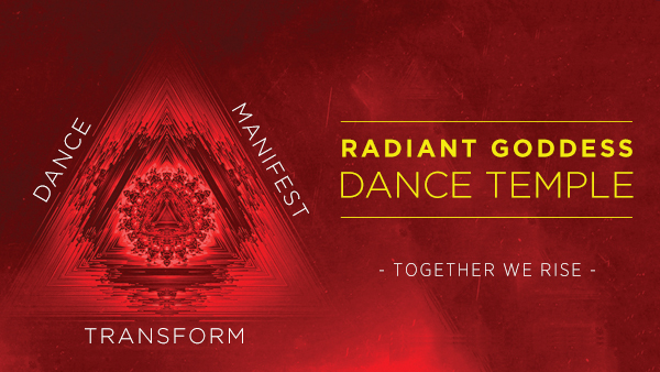 Radiant Goddess Temple Graphic