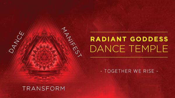 Radiant Goddess Graphic
