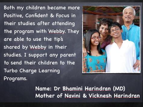 Dr. Bhamini Testimonial