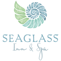 Sea Glass Inn and Suites Logo