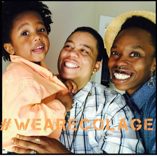 #WeAreCOLAGE