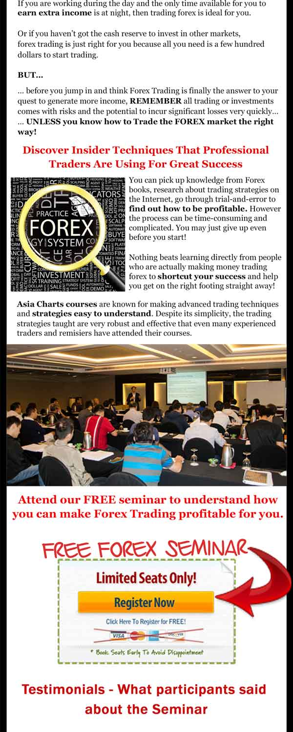 Best forex trading course in singapore