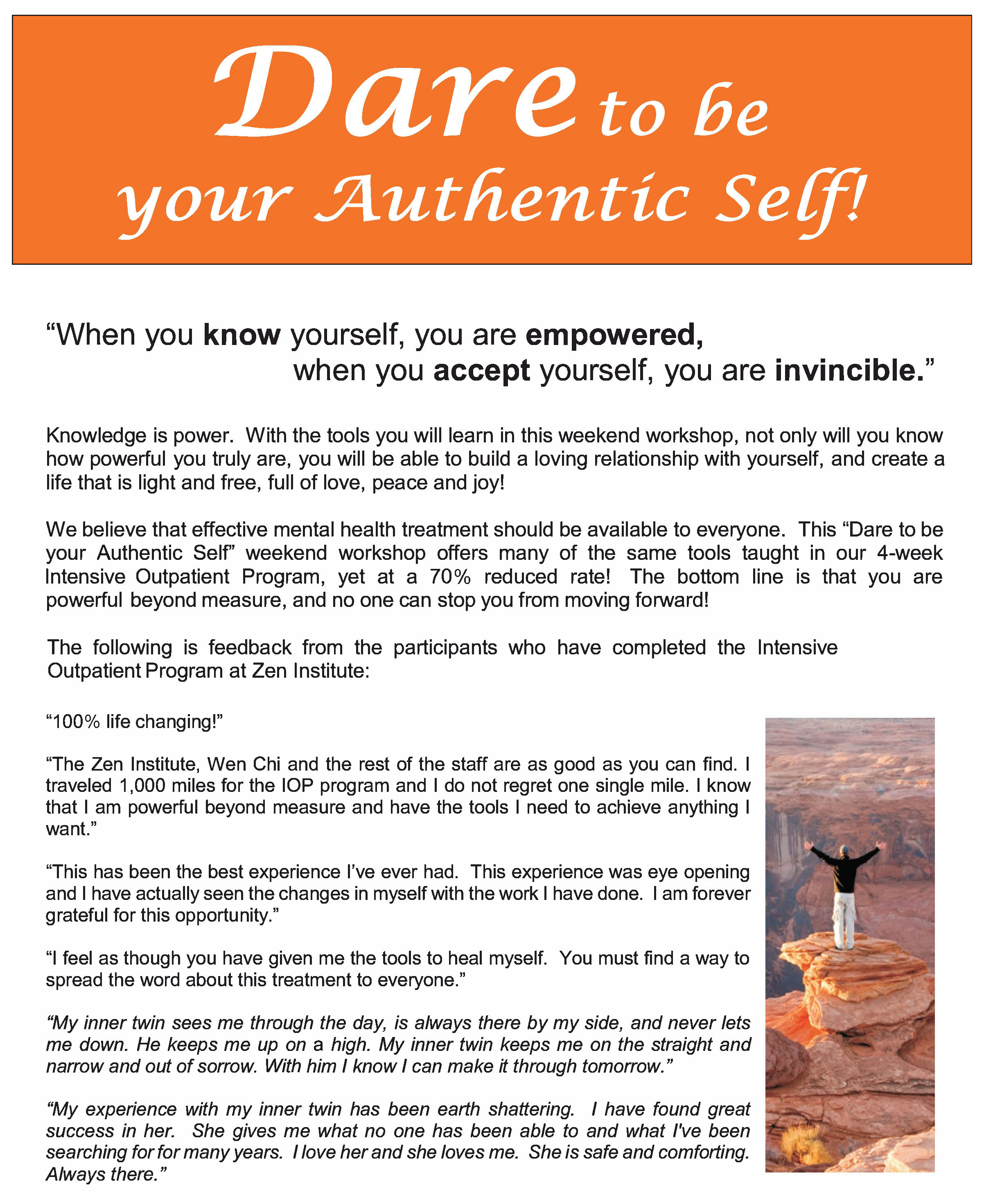 Authentic Self