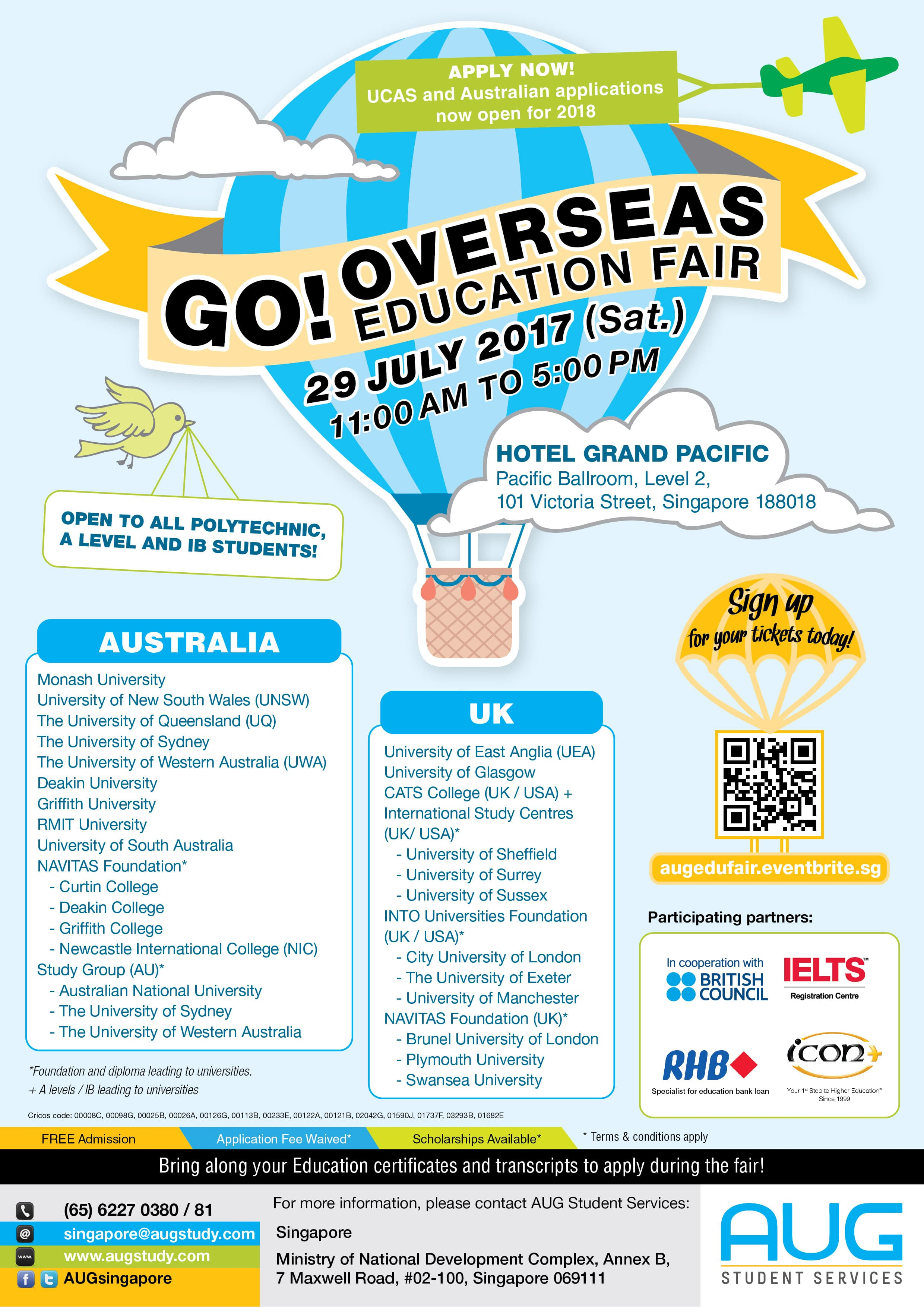 Rhb overseas study loan