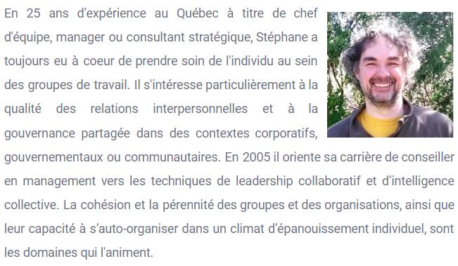 Stéphane BRODU - Bio