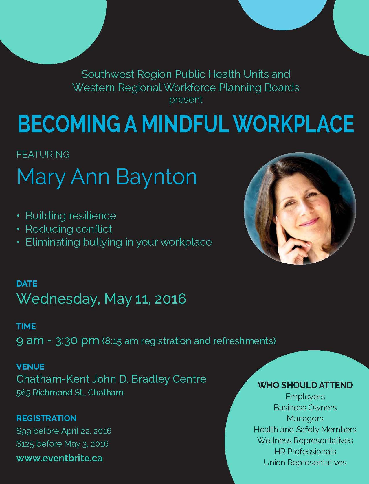 Becoming A Mindful Workplace