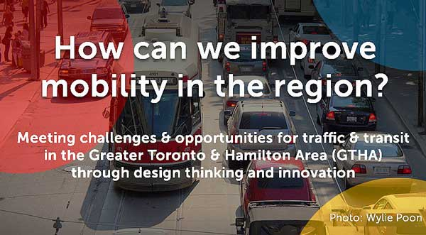 How can we improve mobility in our region?