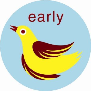 Early Birds inset