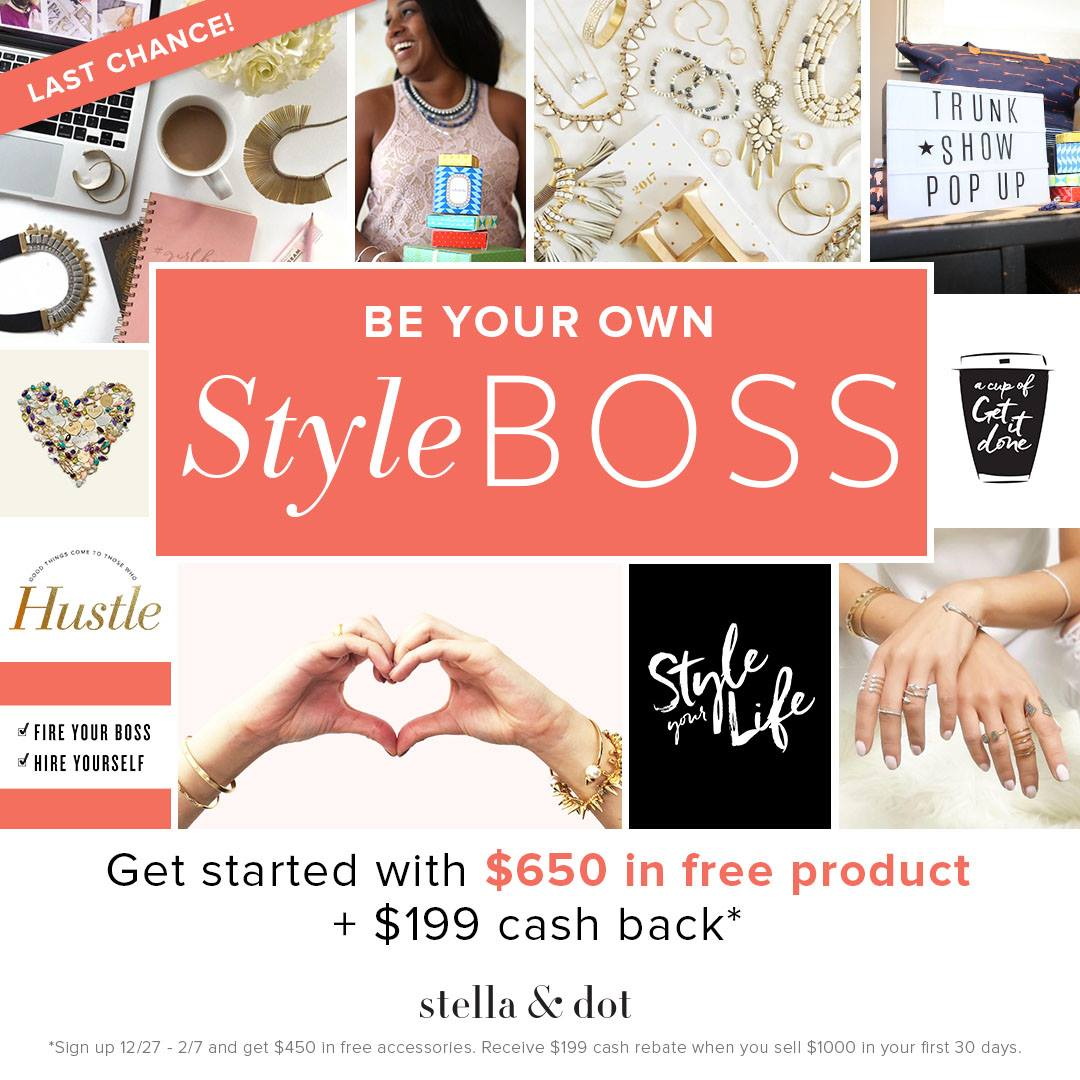 style boss feb sign up