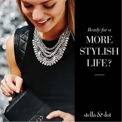 READY FOR A MORE STYLISH LIFE?