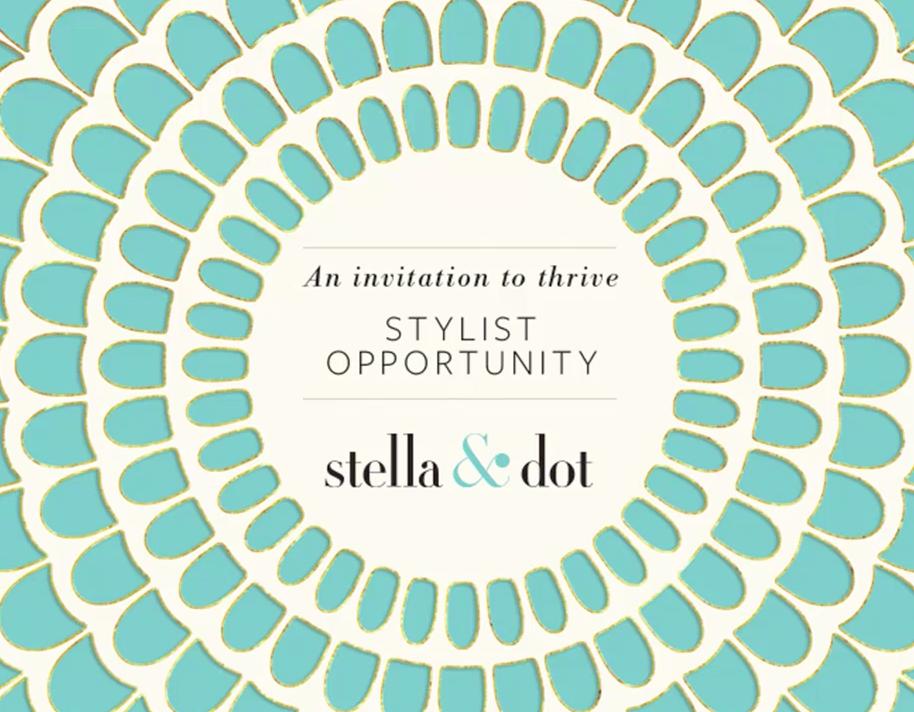 Stella & Dot Opportunity Webinar