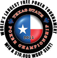 TEXAS STATE POKER CHAMPIONSHIPS - LETS GO ALL IN FOR THE...