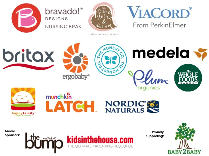 2015 LA Event Sponsor Logos