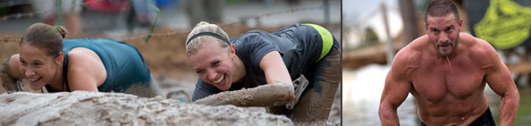 The Battlegrounds Mud Run