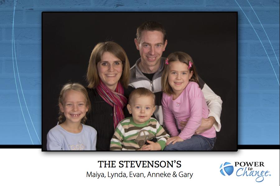 Gary Lynda Stevenson