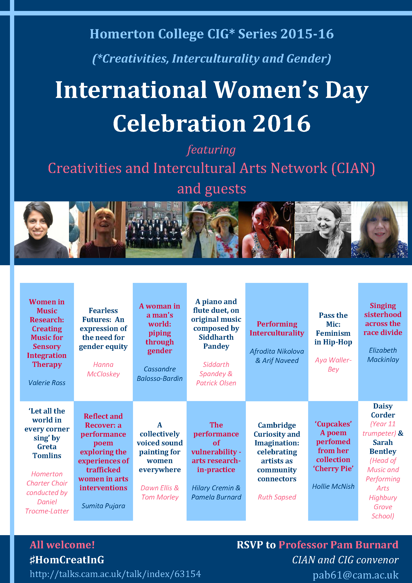 page 2 of the IWD flyer