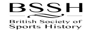 British Society of Sports History Logo