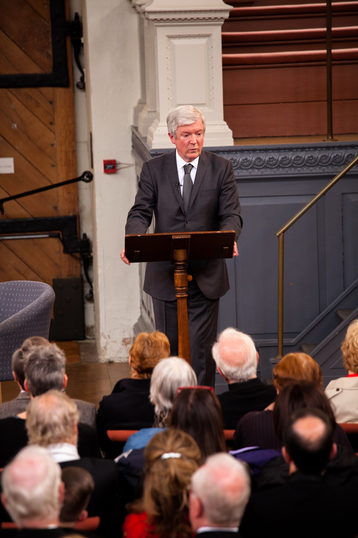 The 2014 John Donne Lecture in the Sheldonian Theatre
