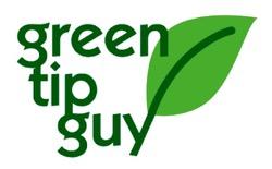 Green Tip Guy logo