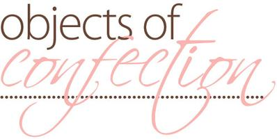 objects of confection