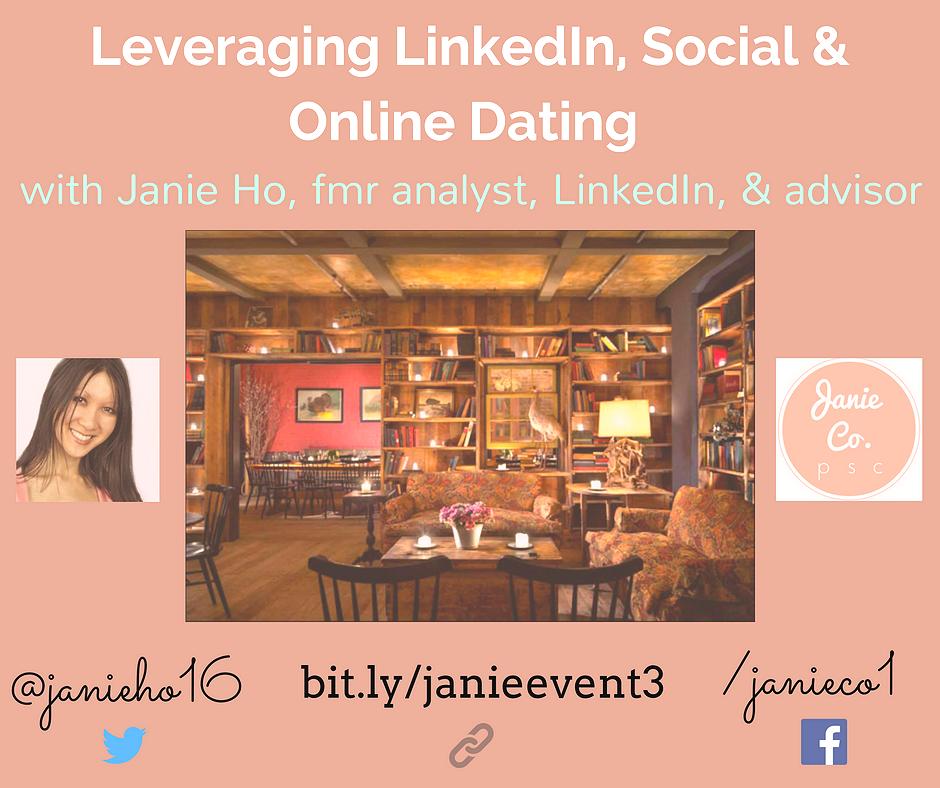 LinkedIn Expert, Social Media Expert, Online Dating