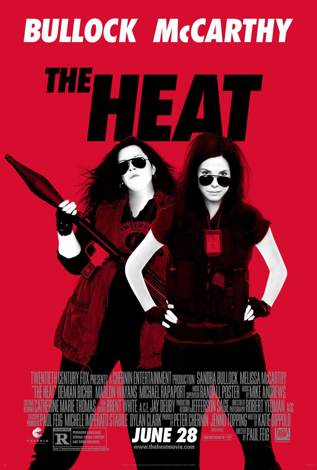 The Heat Onesheet