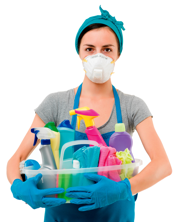 toxic cleaning