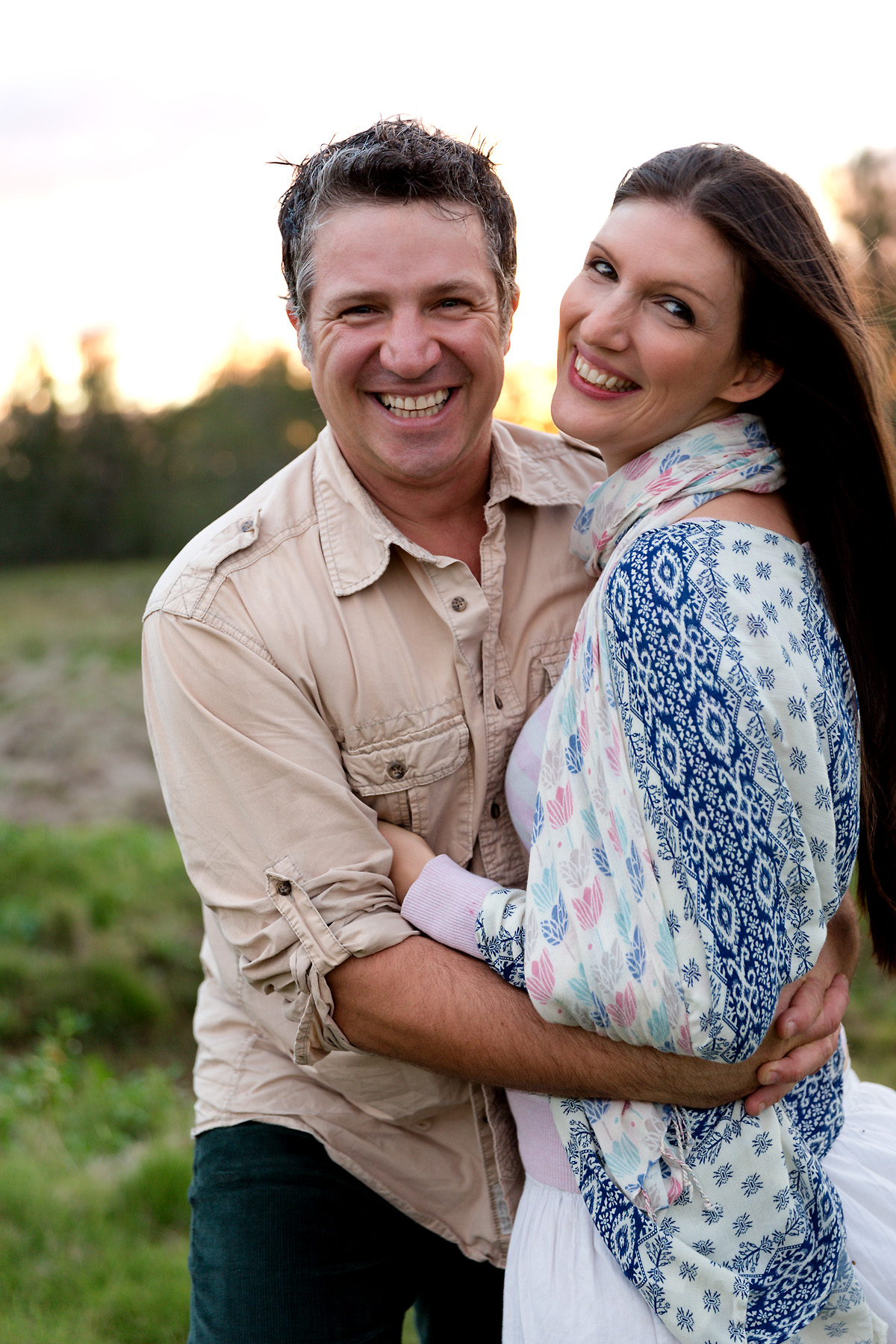 Alison and Anthony Bartolo - doTERRA