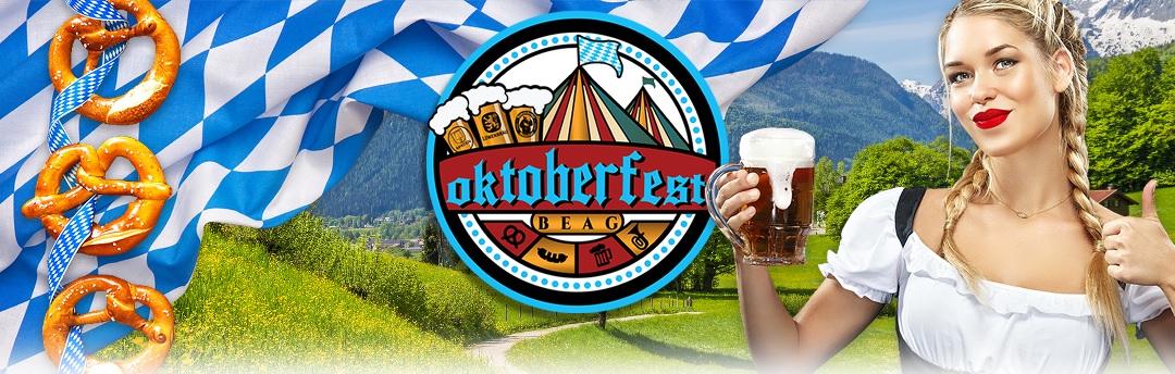 Oktoberfest Beag Banner