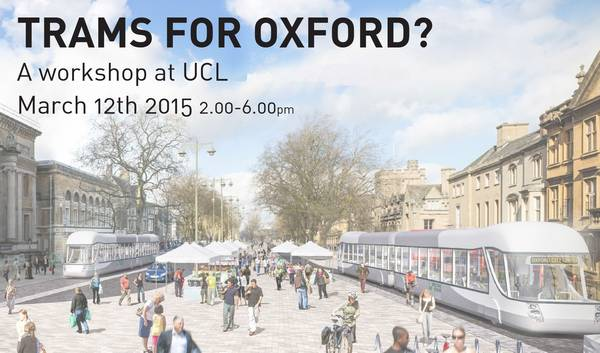 Trams for Oxford