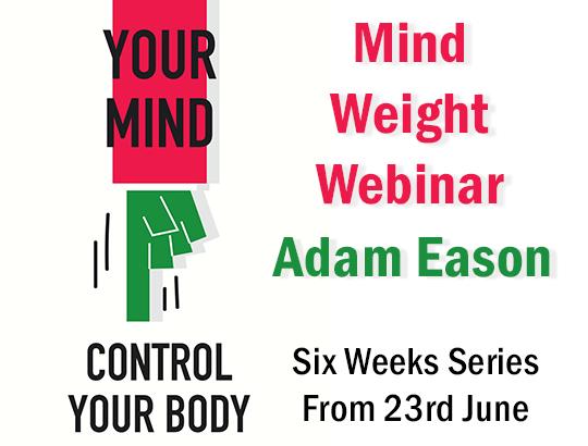 Mind Weight Webinar image