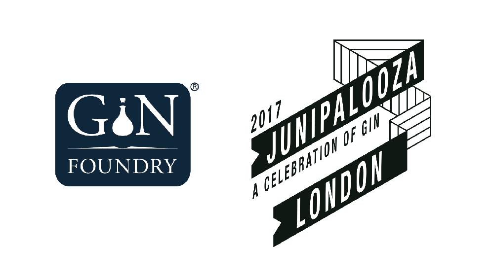 gin foundry and junipalooza logo