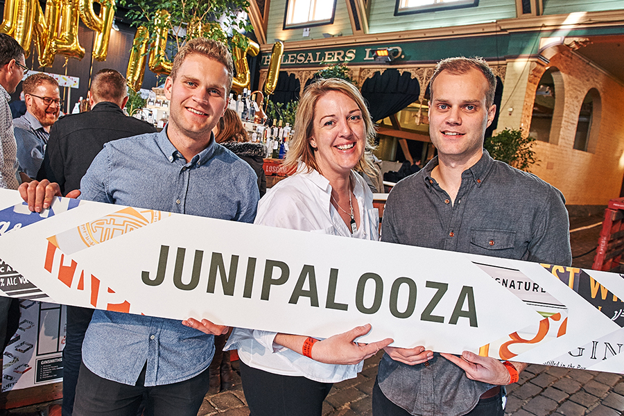 event photo at junipalooza melbourne