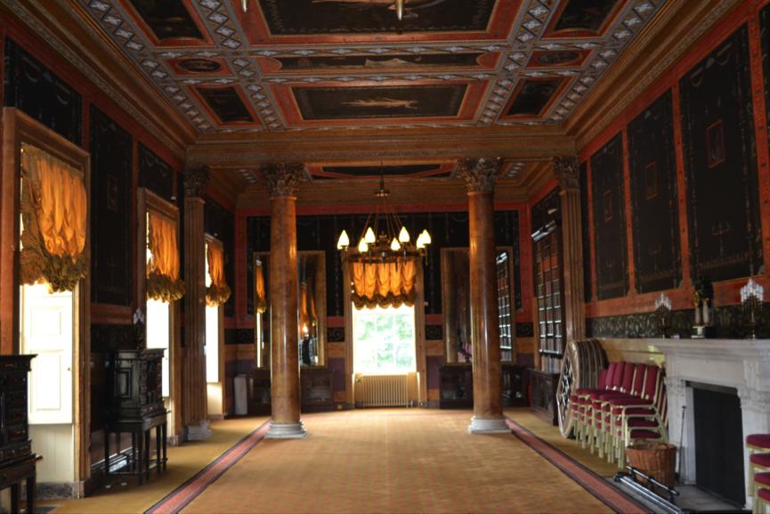 Pompeiian Hall